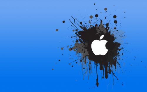Bakgrunn Apple 1 Mac1 No