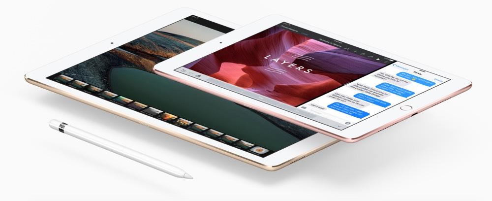 Apple lanserer ny iPad Pro
