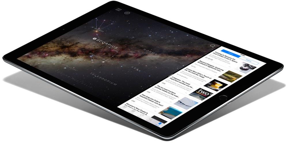 Apple lanserer iPad Pro