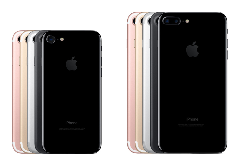 Apple lanserer iPhone 7