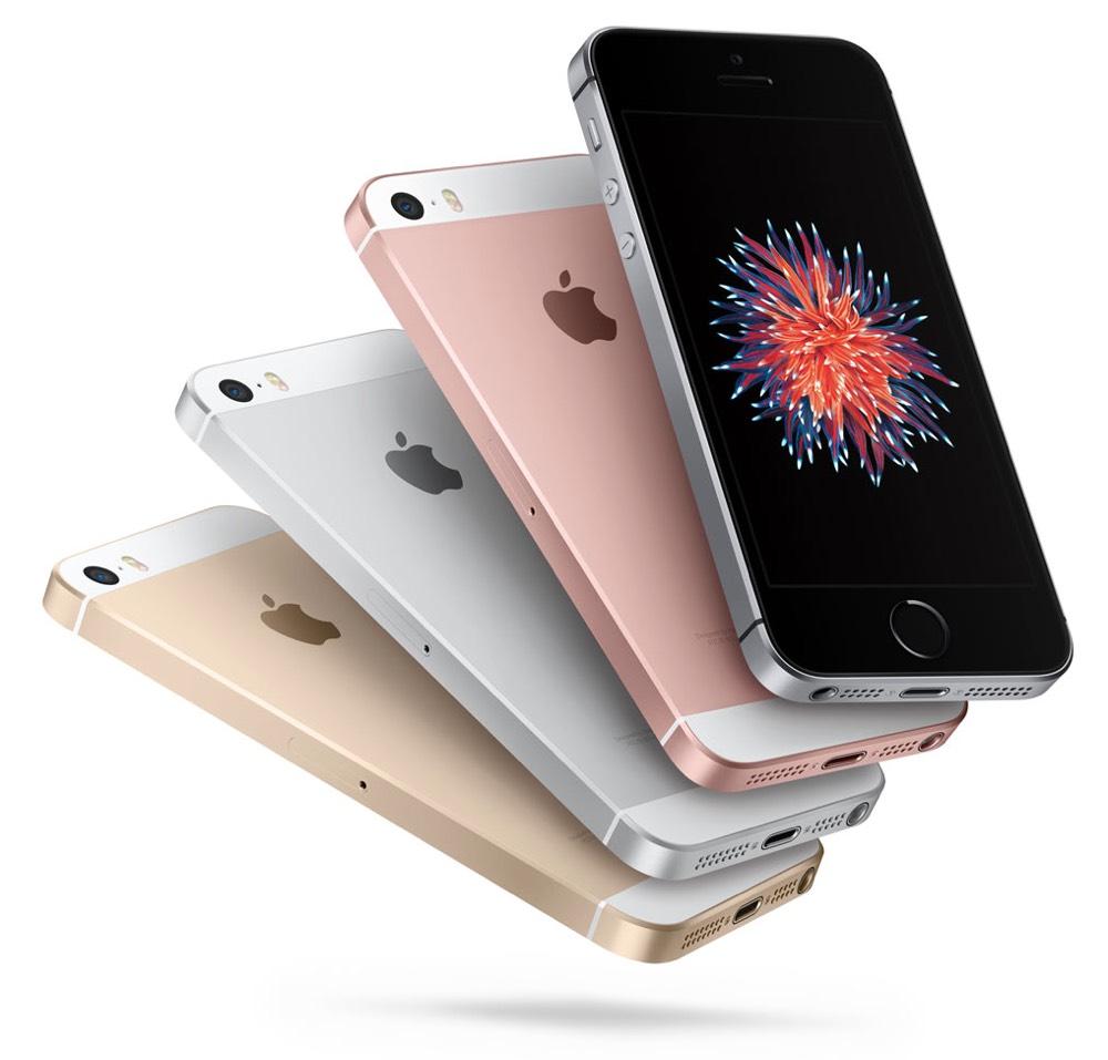 Apple lanserer ny «liten» iPhone