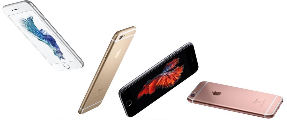 iPhone 6s kommer til Norge 9. oktober