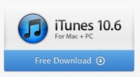 Apple lanserer iTunes 10.6