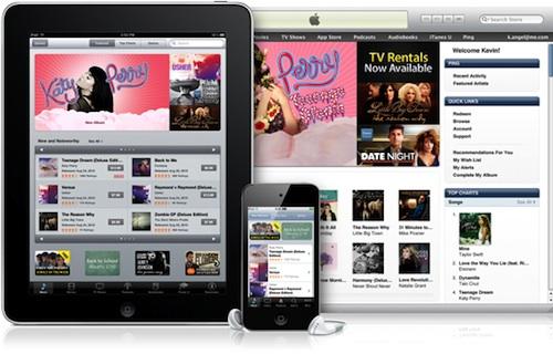 Planlegger Apple ny musikktjeneste?