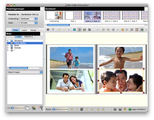 beste program for å lage bildeshow mac