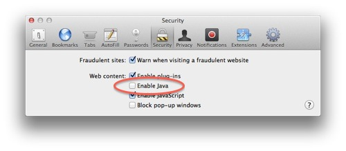Alvorlig sikkerhetshull i Java - gjelder også OS X