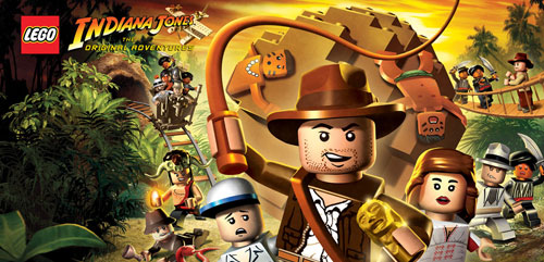 Lego Indiana Jones for Mac