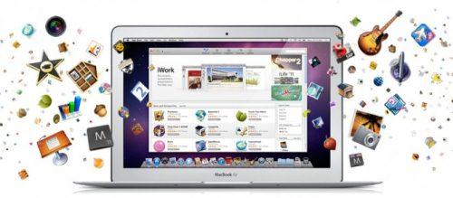 I dag kommer Mac App Store