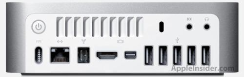 Mac mini med HDMI