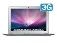 MacBook Air med 3G?