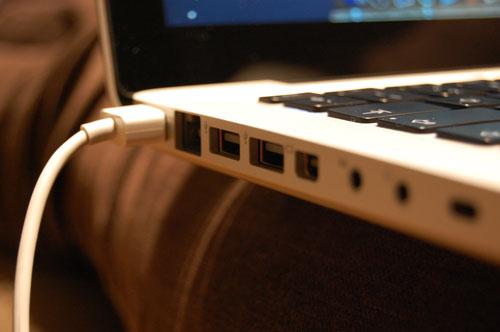 MacBook Alu Test
