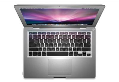 Ny MacBook