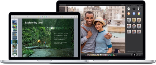 MacBook Pro blir raskere