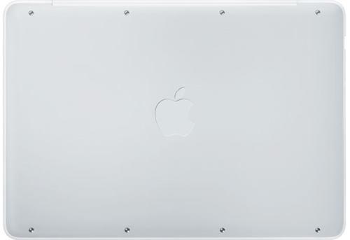 Bunnen på ny MacBook Unibody