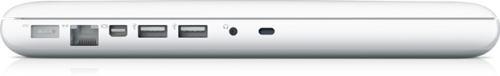 MacBook Unibody porter