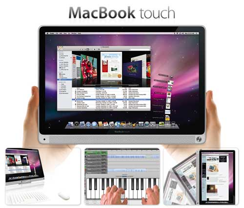 Macbook Touch