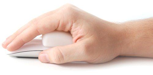 Få bedre ergonomi på Magic Mouse