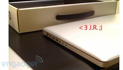 Ny MacBook Pro