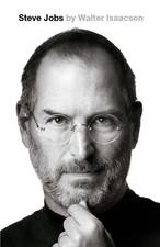 Steve Jobs biografi er lansert