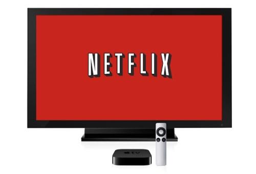 Netflix er lansert på Apple TV i Norge