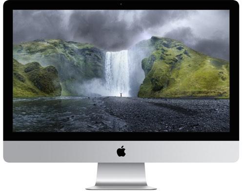 Apple lanserer ny iMac med Retina 5K-skjerm