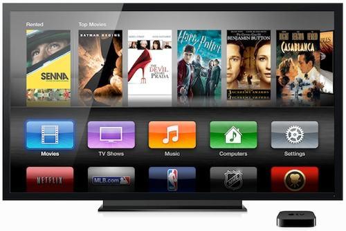 Apple lanserer ny Apple TV