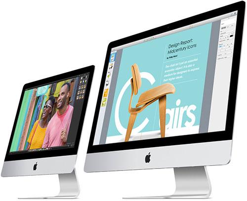 Apple lanserer billigere iMac