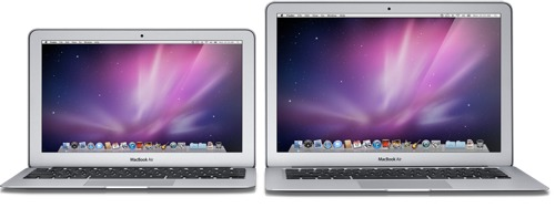 Ny MacBook Air