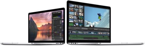 Apple oppdaterer MacBook Pro