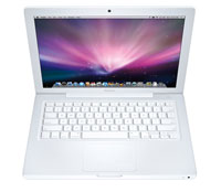 Apple oppdaterer hvit MacBook