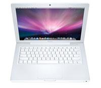 Apple oppdaterer hvit MacBook