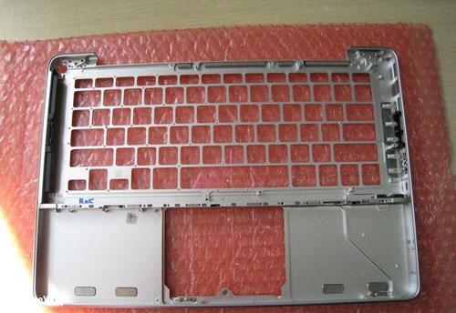 Ny MacBook fra innsiden
