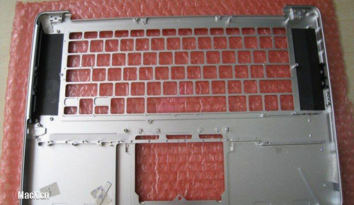 Ny MacBook