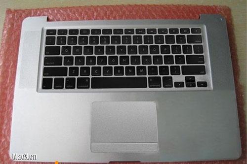 Ny MacBook Pro med tastatur