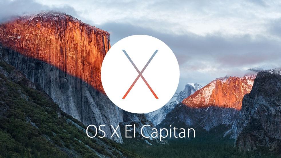 I dag kan du oppgraderer gratis til El Capitan