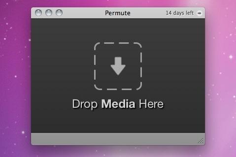 Enkel videokonvertering med Permute