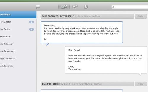 Interessant e-postkonsept fra danske studenter