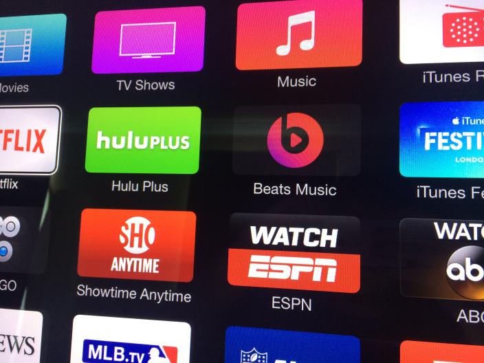 Apple TV oppdatert