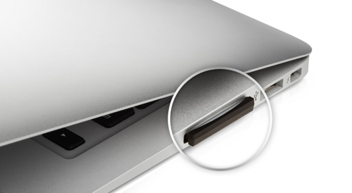 StorEdge 128 GB SD minnekort for MacBook Air/Pro