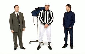 Ny Apple reklame referee