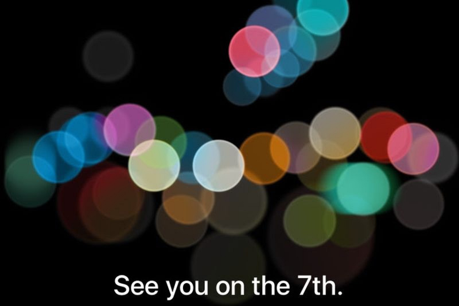 Hold av datoen - 7. september lanserer Apple ny iPhone
