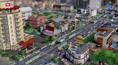 Sim City kommer til Mac neste år
