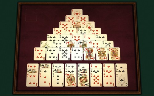 Solitaire 3D for Mac
