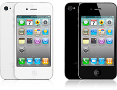 iPhone med 64GB minne observert