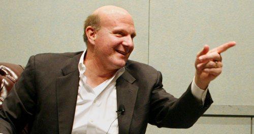 Steve Ballmer på WWDC
