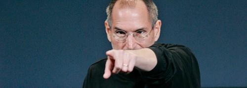Steve Jobs snakker ut om Flash