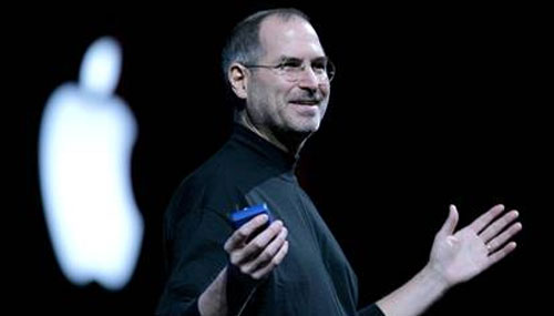 Steve Jobs på Macworld Keynote