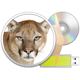 Slik lager du en bootable Mountain Lion disk