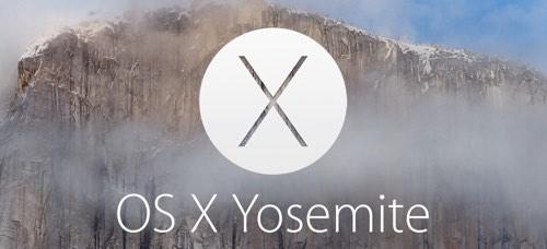Yosemite klar til nedlastning i dag