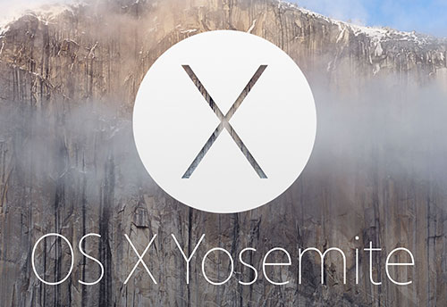 Apple introduserer OS X 10.10 Yosemite